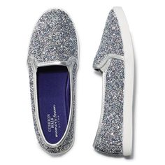 Just add sparkle! With comfy Memory Foam and elastic for easy on/off. Step up your wardrobe a notch and add these glitzy must-have kicks to your collection this spring. Regularly $29.99, shop Avon Fashion online at http://eseagren.avonrepresentative.com