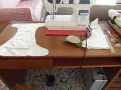 IL CONTATTO NATURALE: Come cucire un pannolino lavabile fitted