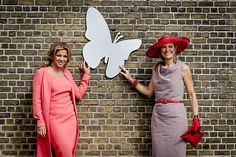 On July 9, 2015, Queen Maxima of The Netherlands attend the opening of the Leontienhouse in Zevenhuizen, The Netherlands.