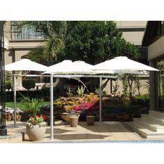 Umbrosa - Paraflex Cantilever Umbrella - Guarda Sol e Ombrelones de excelente qualidade, alto padrão.