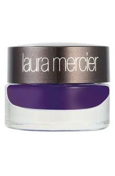 Laura Mercier Crème Eye Liner available at #Nordstrom in violet, cobalt or canard