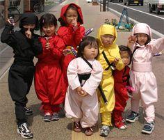Make Your Own Ninja Costume for Halloween | POW! Martial Arts & Fitness