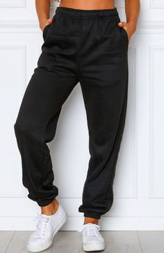 I Put Out Fire Safety Girls Autumn Winter Long Trousers Daily Baggy Sweatpants