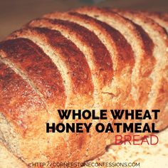 After many homemade bread recipe tries, this is the only recipe my family will eat besides commercial whole wheat bread. It's yummy, moist, and easy to make.