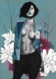 artmonia: Windflower | Lee Hyun.