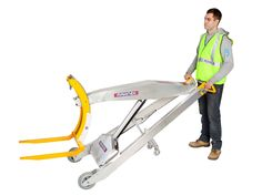Makinex are pleased to announce the release of their newest innovative construction product, the Powered Hand Truck PHT-140 that enables safer and more efficient materials handling.
