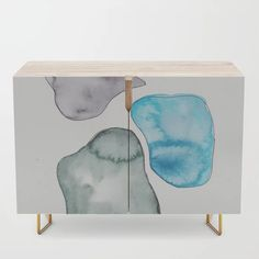 Buy 1 | Abstract Geometric | 191015 Credenza by valourine.  | #watercolor #watercolour #abstractart #canvasart |backgrounds patterns watercolor |watercolor caligraphy |watercolor instructions |watercolor abstracts |mountain watercolor |diy abstract |artwork |abstract artists |abstract canvas |contradiction |abstract geometric |curators |monoprint |prins |arts| Abstract Canvas, Abstract Watercolor, Watercolour, Canvas Art, Modern Credenza, Watercolor Pattern, Caligraphy, Furniture Styles, Buy 1