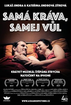 Kateřina Jindrová Zítková - zpěvačka, herečka - Film Samá kráva, samej vůl - www.jindrovka.cz Songs 2017, Best Songs, Movies, Movie Posters, Pictures, Photos, Films, Film Poster, Cinema