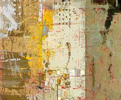 "Saatchi Online Artist: Serj Fedulov; Other, 2011, Mixed Media ""abstract composition """