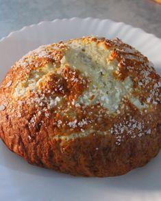 Pretzel Bread and Pretzel Bread Grilled Cheese