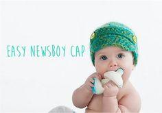 Tutorial #89: Gorra de Bebé a Crochet ~ CTejidas [Crochet y Dos Agujas]