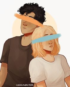 Noah and Jude from I'll Give You The Sun by Janet Nelson