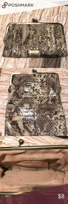 Jessica Simpson wallet. One of my favs. Time to part with it and let someone else enjoy it. I'm gently loved condition. Please see photos. Jessica Simpson Bags Wallets
