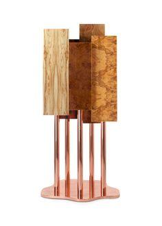 The Special Tree cabinet Designed by Joana Santos Barbosa for INSIDHERLAND  #exclusivedesign #cabinet #furniturecollection #furnitureinspiration #diningroom #casegoods #natureinspiration #nature #trees #moderncabinet #home #homedesign #interiordecor #uniquedesign #interiorinspiration #portuguesefurniture #insidherland #jsb #joanasantosbarbosa