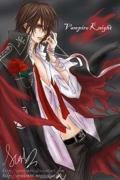 Vampire Knight- Kaname Kuran