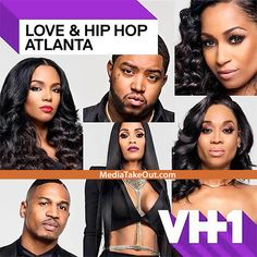 We Got The FINAL LIST Of The New Cast Of LOVE AND HIP HOP Atlanta . . . Find Out Who Got HIRED . . .. And FIRED!!!