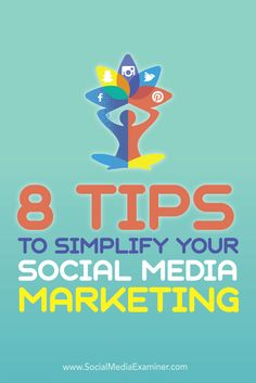 https://social-media-strategy-template.blogspot.com/ Reuse old posts that are relevant, engage selectively----- 8 tips to simplify your social media marketing