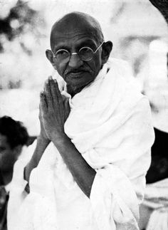 WHAT DID HE DO? Gandhi- he fought for Indian independence from the British rule and the rights of the Indian poor