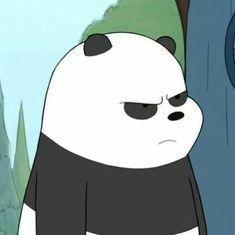 pics ~ 72782398 We Bare Bears: Panda We Bare Bears Wallpapers, Panda Wallpapers, Cute Cartoon Wallpapers, Ice Bear We Bare Bears, We Bear, Niedlicher Panda, Cute Panda, Cartoon Icons, Cartoon Memes