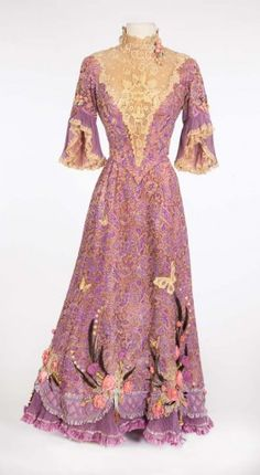 Debbie Reynolds Gown From The Unsinkable Molly Brown