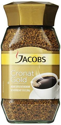 Jacob's Coffee Cronat Gold Instant Coffee, 7.05 Ounce >>> Learn more by visiting the image link.