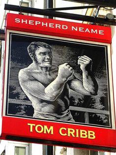Tom Cribb sign | by Draopsnai