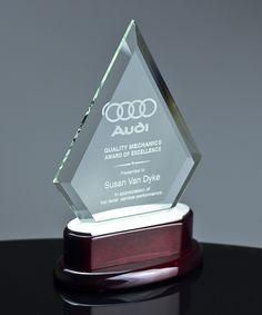 Glass Pinnacle Award