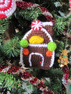 My crocheted Christmas