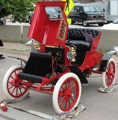 1903 2-cylinder Overland