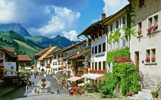 Gruyères, Switzerland-  22 Postcard-Perfect European Villages Straight Out of a Fairytale | Travel + Leisure