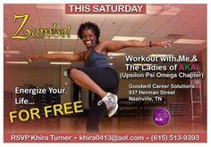 Free event!