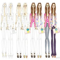 Fashion Design Tutorial How To fashion illustration