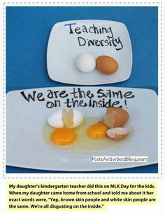 Great way to to teach diversity