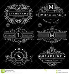 monogram-design-elements-graceful-template-elegant-line-art-logo-design-business-sign-identity-restaurant-royalty-boutiq-56099561.jpg (1300×1390)