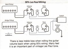 Wiring Library - Page 3 | Guitar Wiring Diagrams | Pinterest ...