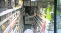 Ghost at shop in Whitstable