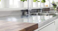 Land Vit Shaker - Electrolux Home Sink, Interior Design, House, Inspiration, Home Decor, Kitchen Ideas, Gallery, Image, Houses