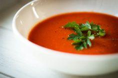 Aranka's Kookblog | Geroosterde Paprika-Tomatensoep | Aranka's Kookblog