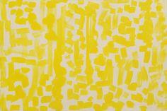 wa: - theories-of: Ad Reinhardt, Yellow Painting, 1949