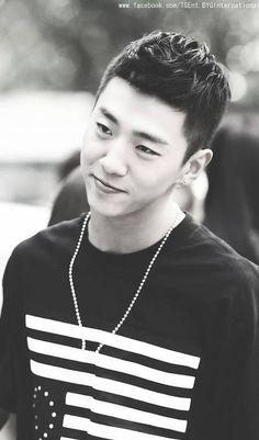 Bang Yong Guk. Horrible thoughts about this hyung. Horrible