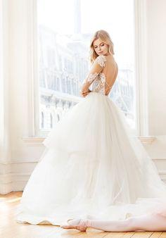 4d1617f67788 20 Best Blush by Hayley Paige images | Alon livne wedding dresses ...