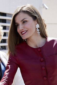 Queen Letizia of Spain attends the 40th anniversary of Reina Sofia Alzheimer Foundation on May 22, 2017 in Madrid, Spain.