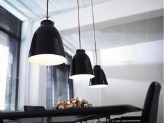 ... leuk voor boven kookeiland caravaggio lampa wisząca more lights lamps