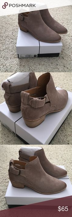 NOT FOR SALE Dolce Vita Taupe Bootie Dolce Vita Shoes Ankle Boots & Booties