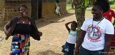 Ebola in Liberia: Die Geschichte der tapferen Sangay Konneh und ihres Dorfes