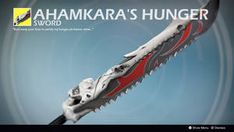 DeviantArt: More Like Guardian of Destiny - Female Hunter by Sci Fi Weapons, Weapon Concept Art, Fantasy Sword, Fantasy Weapons, Destiny Video Game, Destiny Comic, Destiny Bungie, Gun Art, Dark And Twisted