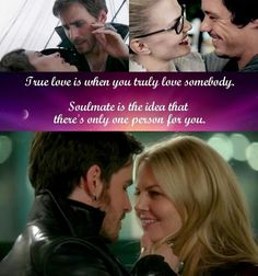 Soul MATES :) see the irony!!?? ehehe <3 and in the comic con panel Hook was going insane ehehhehehe so cute! #ouat