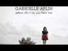 Gabrielle Aplin - Please don't say you love me (Piano Version) - YouTube