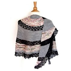 Special Offer: To celebrate the post MKAL reveal, enjoy 20% off Hale-Bopp Shawl with the Ravelry coupon code comet