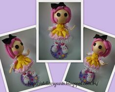 Atelie Crys Art's: LALALOOPSY...